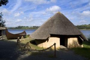 hotel near irish national heritage park